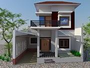 61 Desain Rumah Minimalis 2 Lantai Dan Harganya