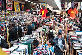 Midtown Comics (New York City)