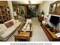 Mengintip Fengsui Rumah Calon Gubernur Baru Jakarta Anies Baswedan