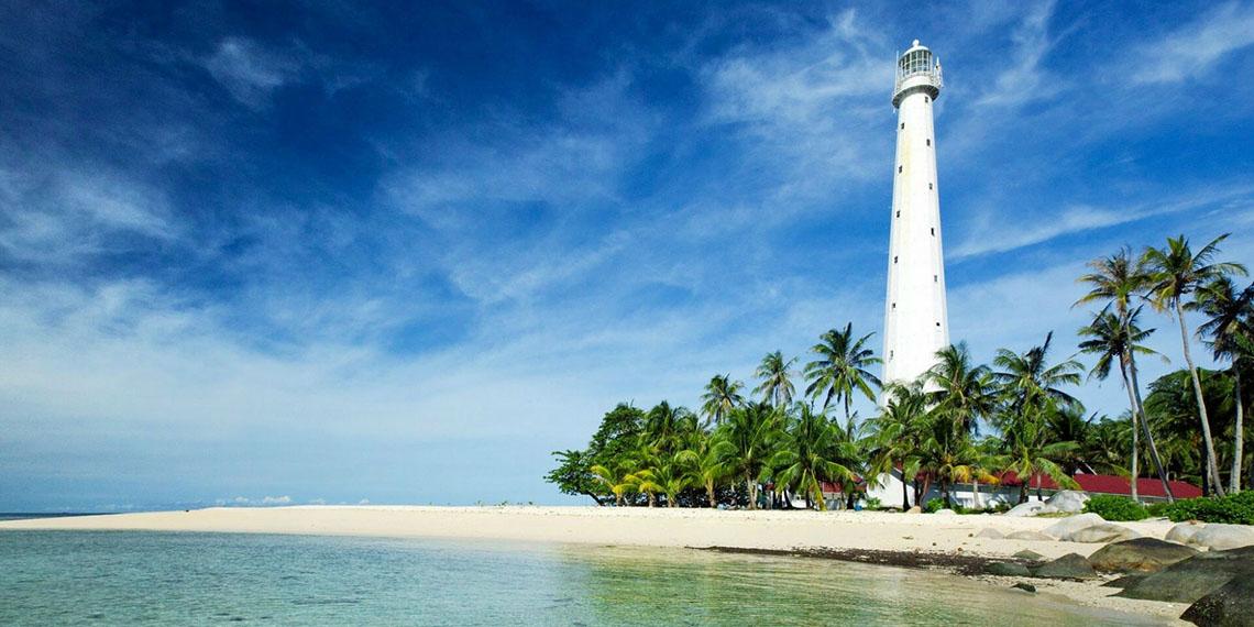 Wisata Alam Bangka Belitung Pulau Lengkuas