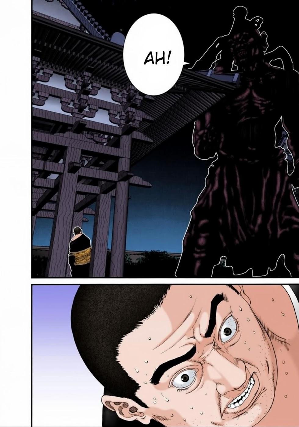 Gantz Chap 63: Bàn tay trang 13