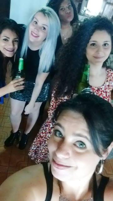 Steh Papaiano / Stephany Ribeiro, Lu Morena, Bruna Luíza, Luana Basto, Blogueira Reaça / Rachel Dias