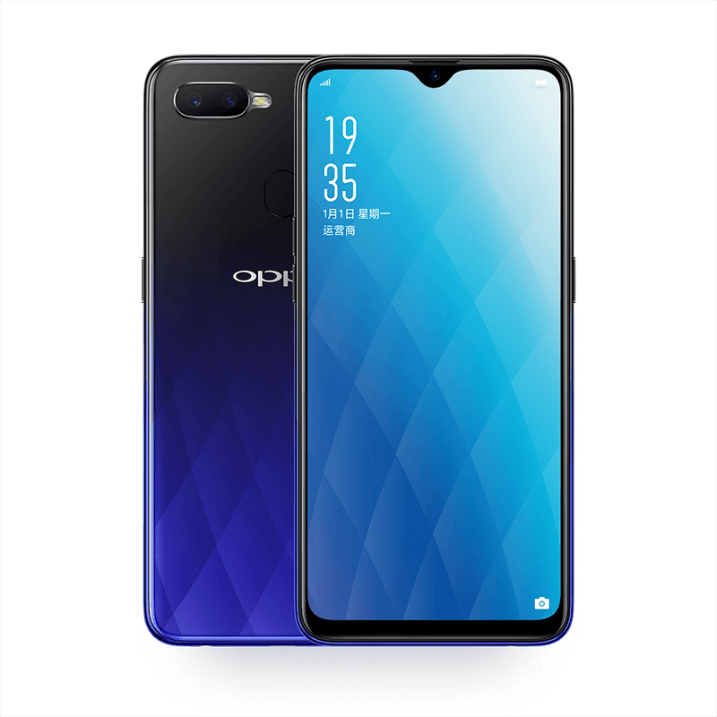 OPPO A7X with waterdrop notch, Helio P60, and 4,230mAh battery announced!