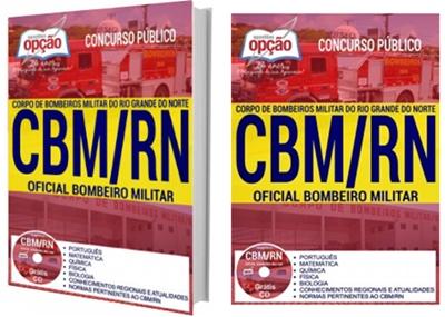 Apostila concurso CBMRN 2017