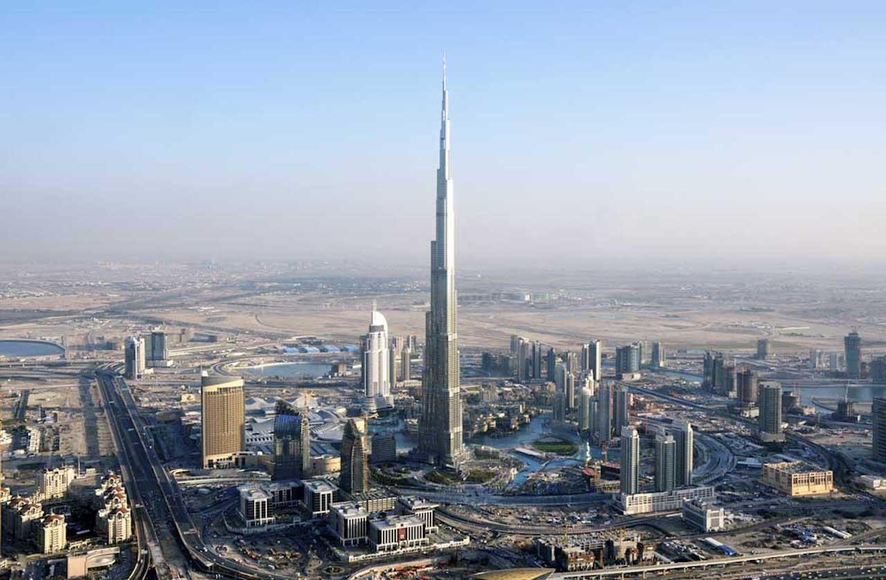 Cidade de Dubai | Dubai City