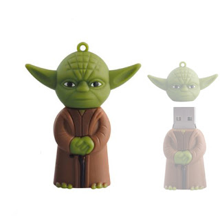 Full capacity Star Wars Usb Flash Drive Yoda Pen Drive 4gb 8gb 16gb 32gb 64gb usb stick 2.0 usf flash stick- Cool pen drive models collection