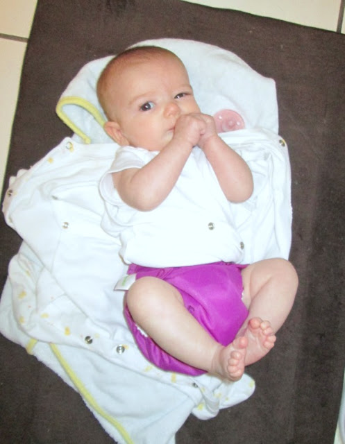 Laura's Plans: Cloth diapers