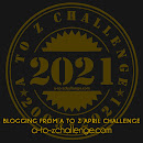 A TO Z CHALLENGE 2021: