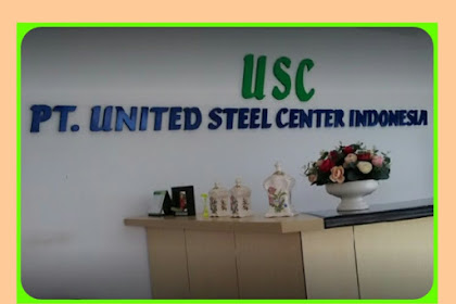 Lowongan Kerja PT United Steel Center Indonesia Karawang Terbaru | CDC Karir
