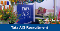 Tata AIG Insurance Recruitment