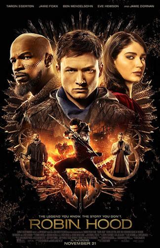 Robin Hood (BRRip 1080p Dual Latino / Ingles) (2018)