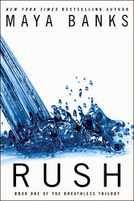 Rush by Maya Banks - book cover