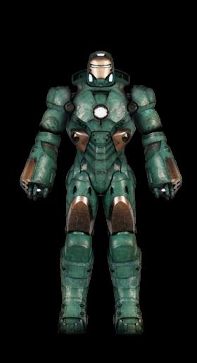 Homem de Ferro - Hammerhead - Mark 37