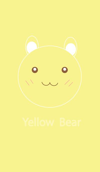 Yellow bear theme