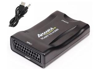 Converter SCART HDMI