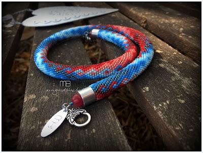bead crochet Ariadne
