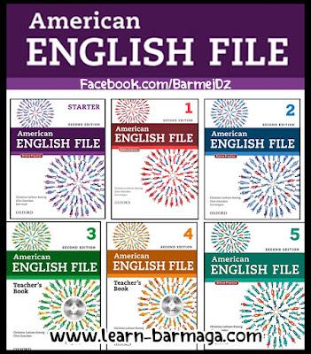 تحميل American English File FULL