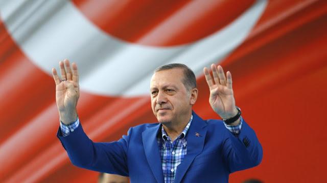 """Ερντογάν: """"Θα πολεμήσουμε τους εχθρούς της Τουρκίας"""""""