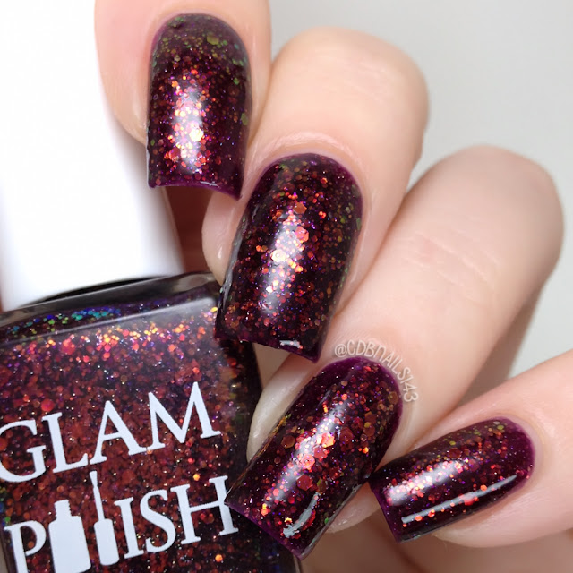 Glam Polish-The Dark Crystal