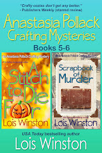 Anastasia Pollack Crafting Mysteries, Books 5-6