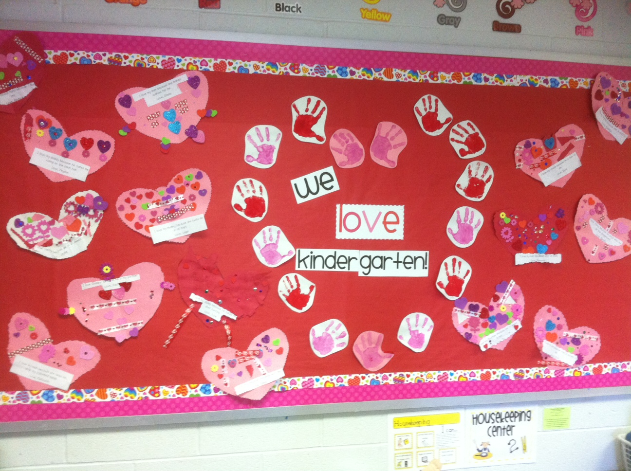 Valentine Bulletin Boards For Teachers Www Topsimages Com