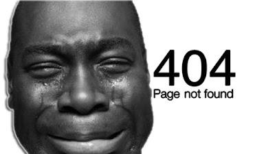 CARA MENGHAPUS HALAMAN ERROR 404 PADA WEBSITE