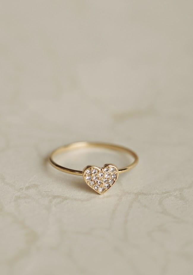 cute amp trendy rings for fashion girls dashingamrit
