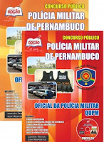 Apostila Polícia Militar-PE Soldado da PMPE 2016