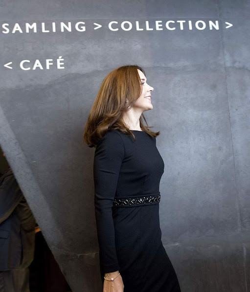 Crown Princess Mary attended the award ceremony of the Elite Research Prizes