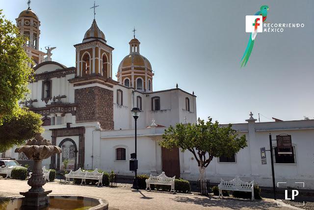 Visita Comala, Pueblo blanco