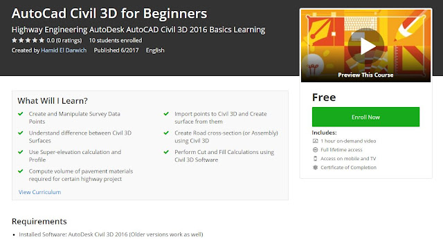 AutoCad-Civil-3D-for-Beginners