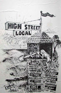 March 4, 1970 High Street Local, (Santa Cruz), CA Rhythm Dukes