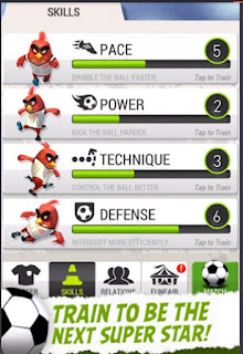 Angry Birds Goal Mod Apk Terbaru Unlimited Money-2