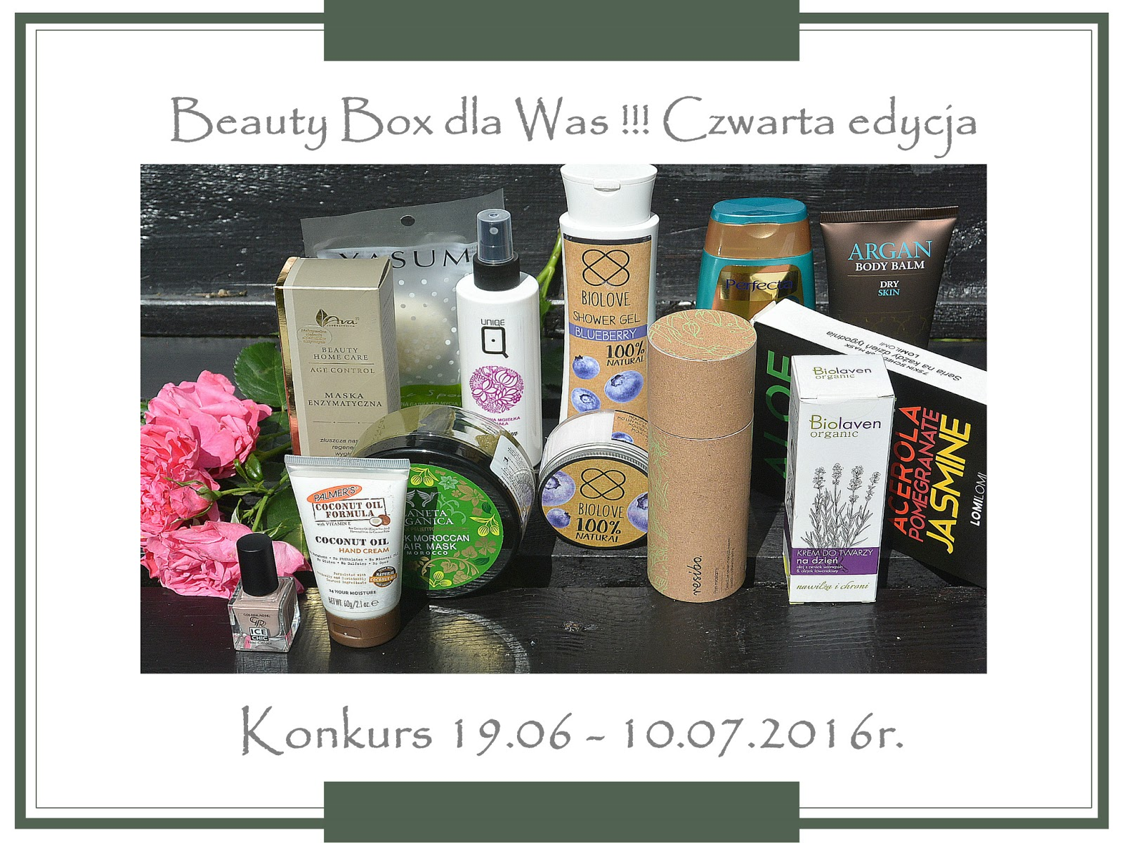 Beauty Box dla Was !!! Czwarta edycja