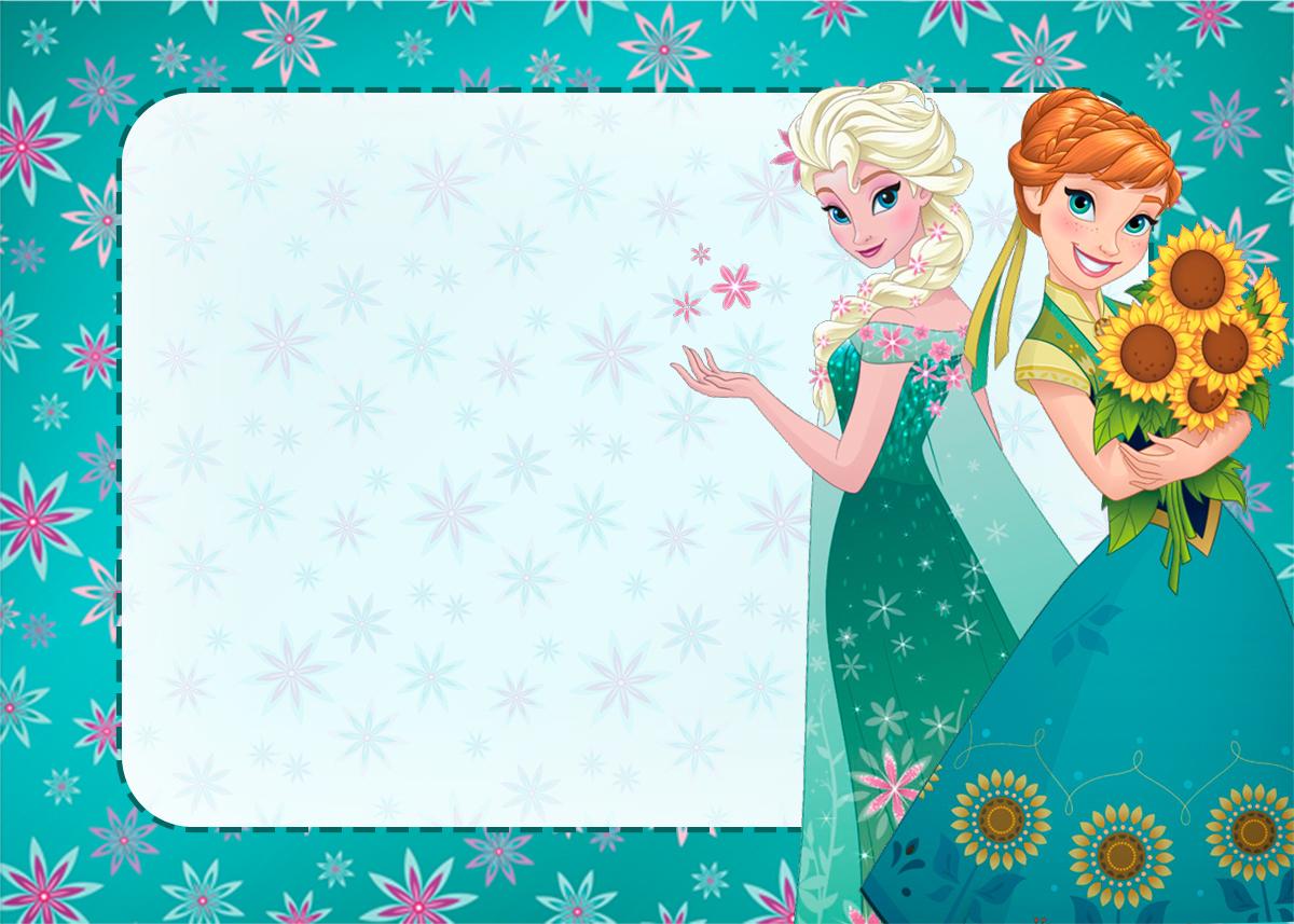Frozen Fever Invitaciones Para Imprimir Gratis Ideas Y