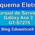 Esquema Elétrico Samsung Galaxy Ace 3 GT-S7278 - Manual de Serviço