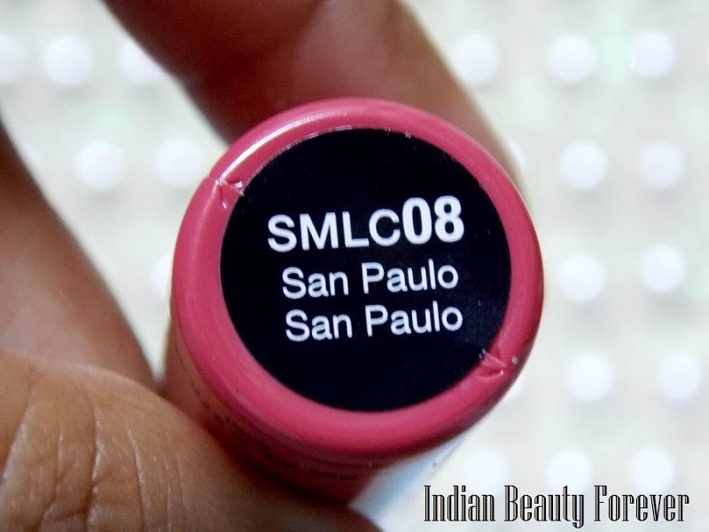 Nyx Soft Matte Lip Cream review San Paulo