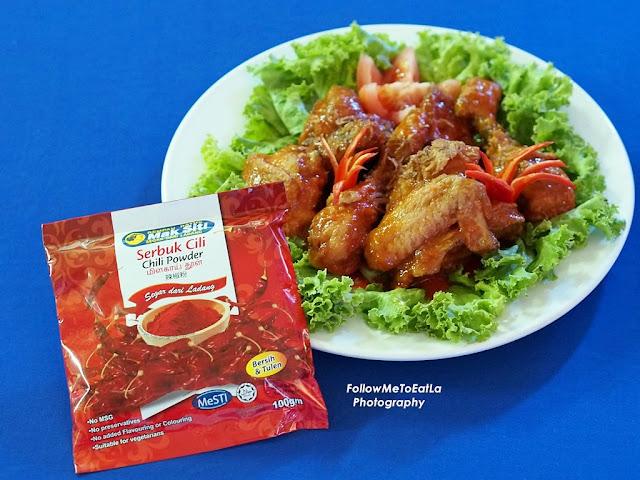Mak Siti Ayam Masak Cili