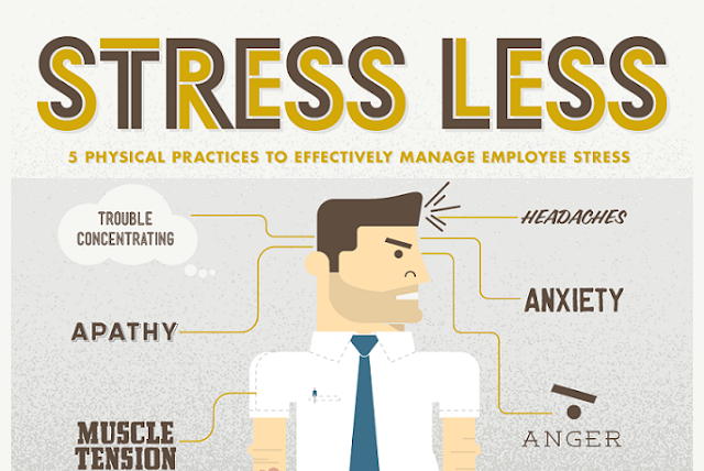 Stress Less: 5 Physical Practices To Effectively Manage