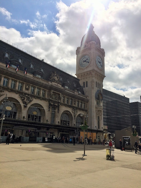 Gare de Lyon, Paris France