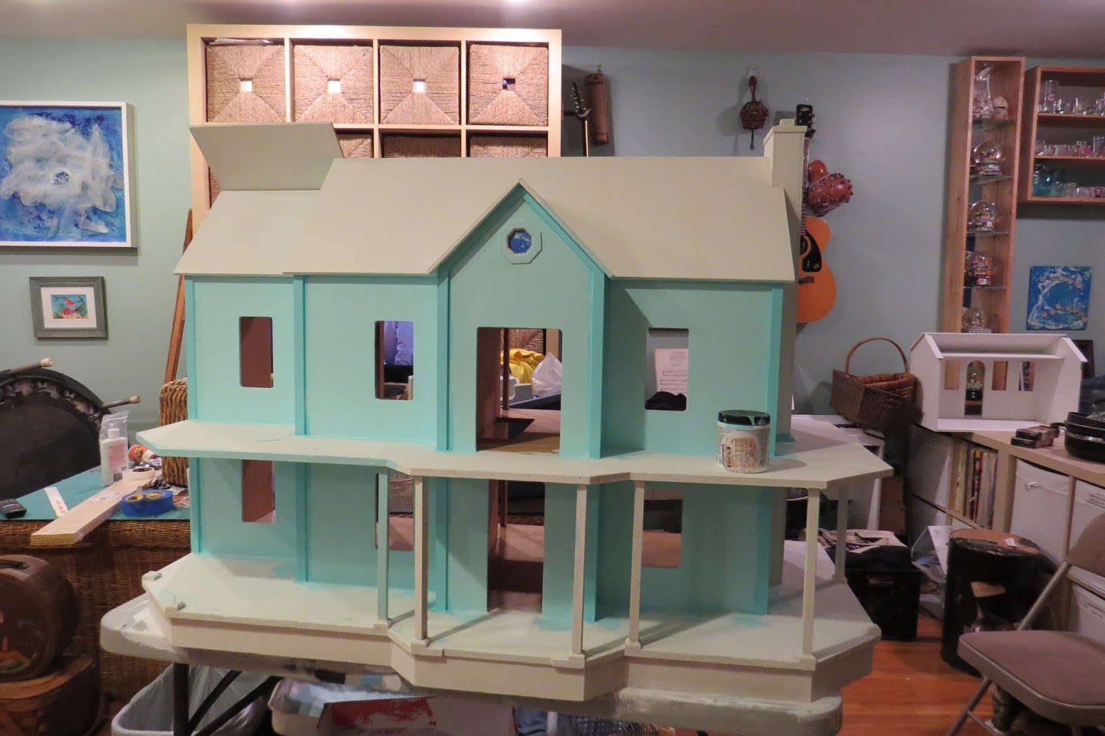 The Dollhouse Whisperer Work Up To Date On The Hofco