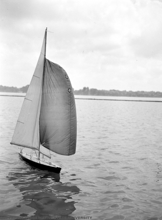 A Brief History of the Belle Isle Model Boat Basin | sweet
