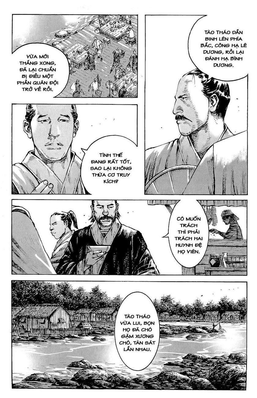 Hỏa phụng liêu nguyên Chương 366: Thơ hay hoa đẹp [Remake] trang 3