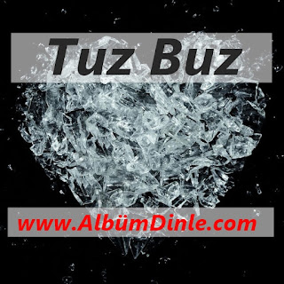 Cem Adrian Tuz Buz Albüm Kapağı