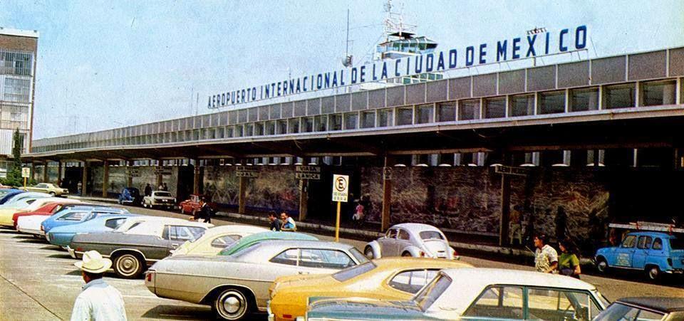 El rojo y el negro de paseo al aeropuerto for Puerta 6 aeropuerto ciudad mexico