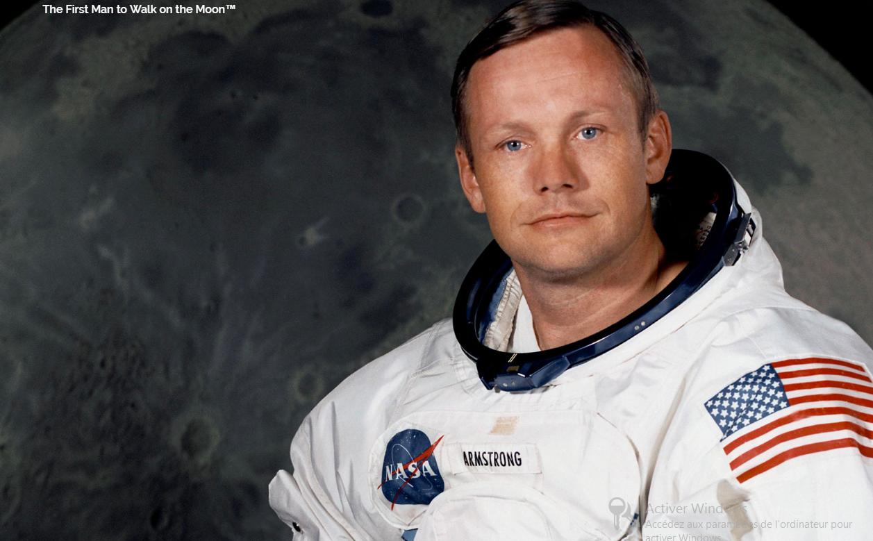 نيل أرمسترونغ - خمسة أسرار غامضة تُخفيها ناسا عن البشرية ولا تُريدك أن تكتشفها NASA SECRETS
