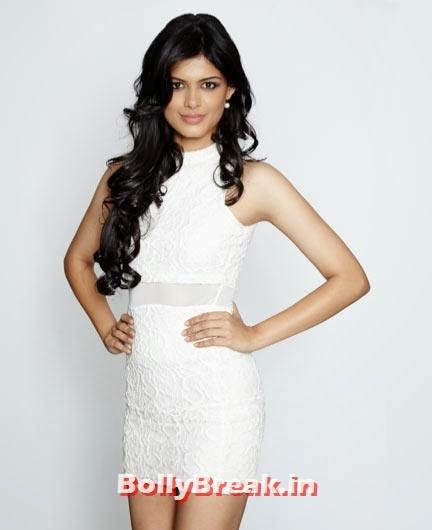 Asha Bhat, Miss Diva Universe 2014 Contestant Hot Photos