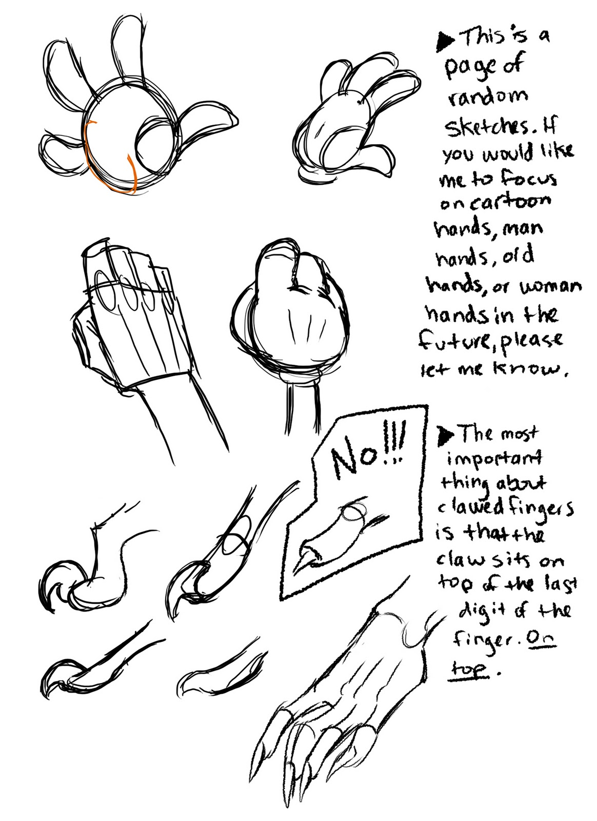 The Animation Student Collective Blog: Hand Drawing ...