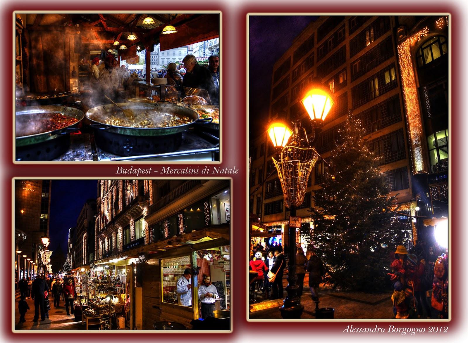 Budapest - Mercatini di Natale