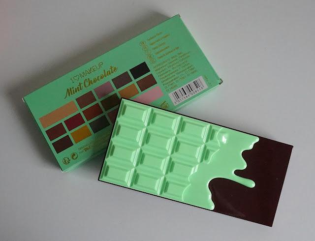 Revue Mint Chocolate I heart Makeup
